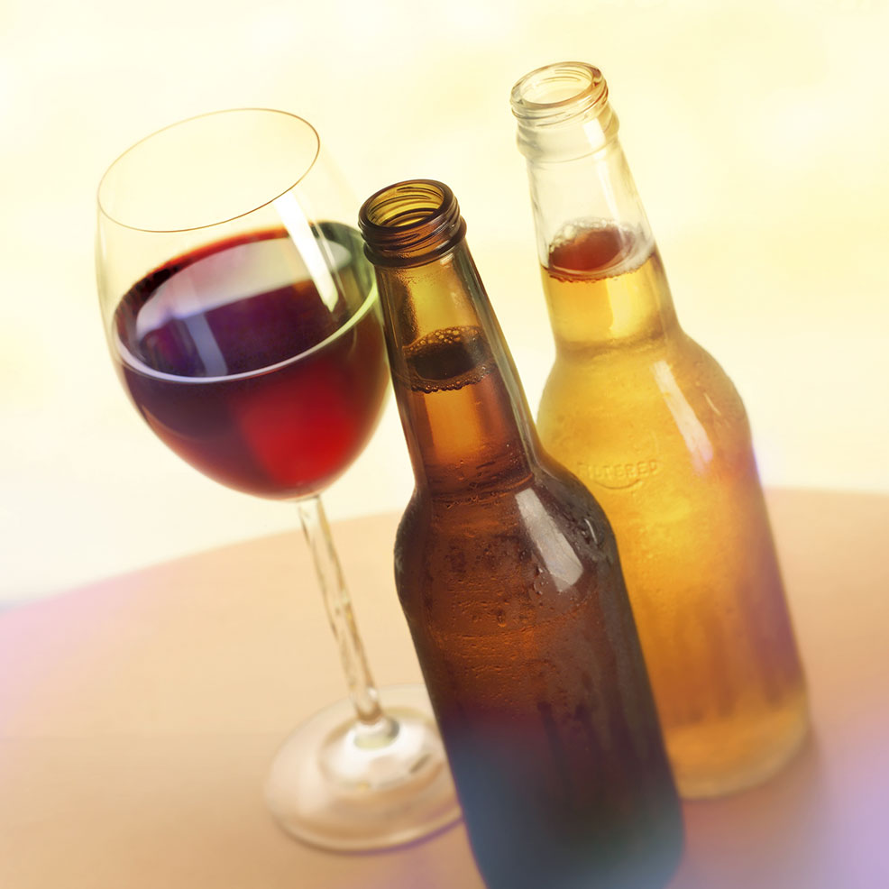 style rewards image of beer and wine