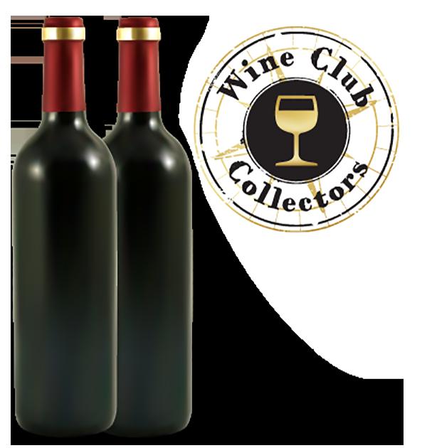 collectors club wine bottles