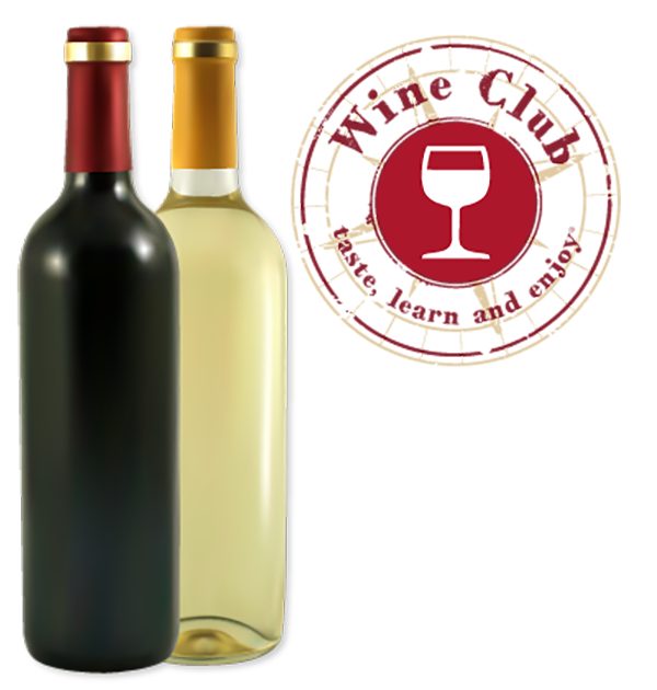Enjoy wine club bottles
