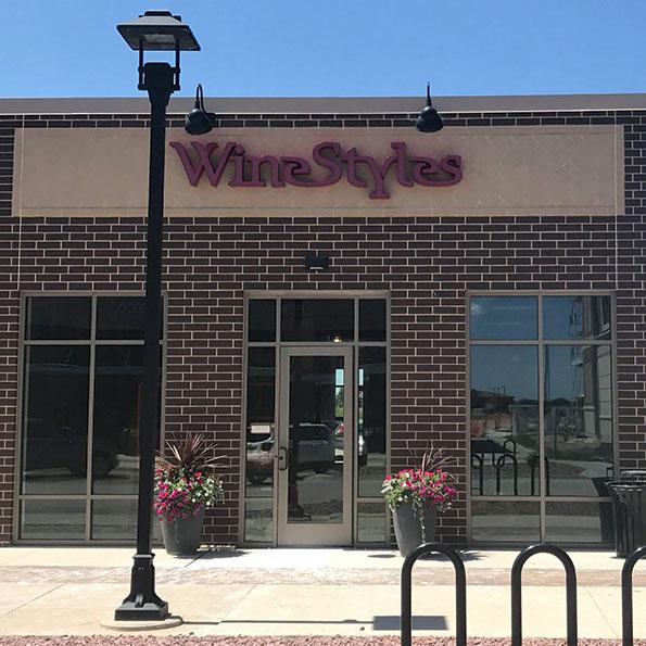 WineStyles Ankeny exterior