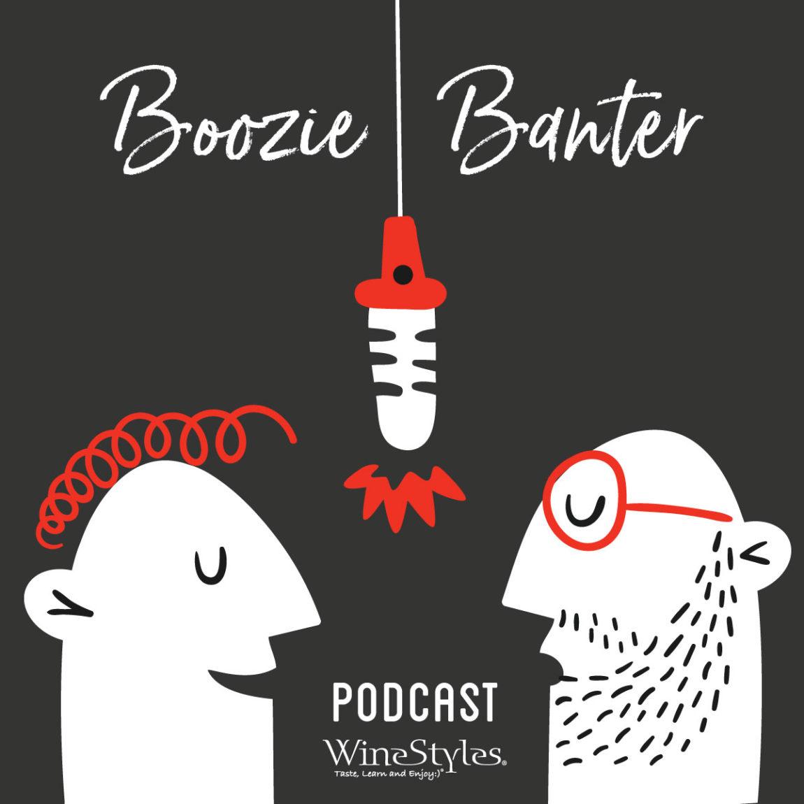 Boozie Banter logo
