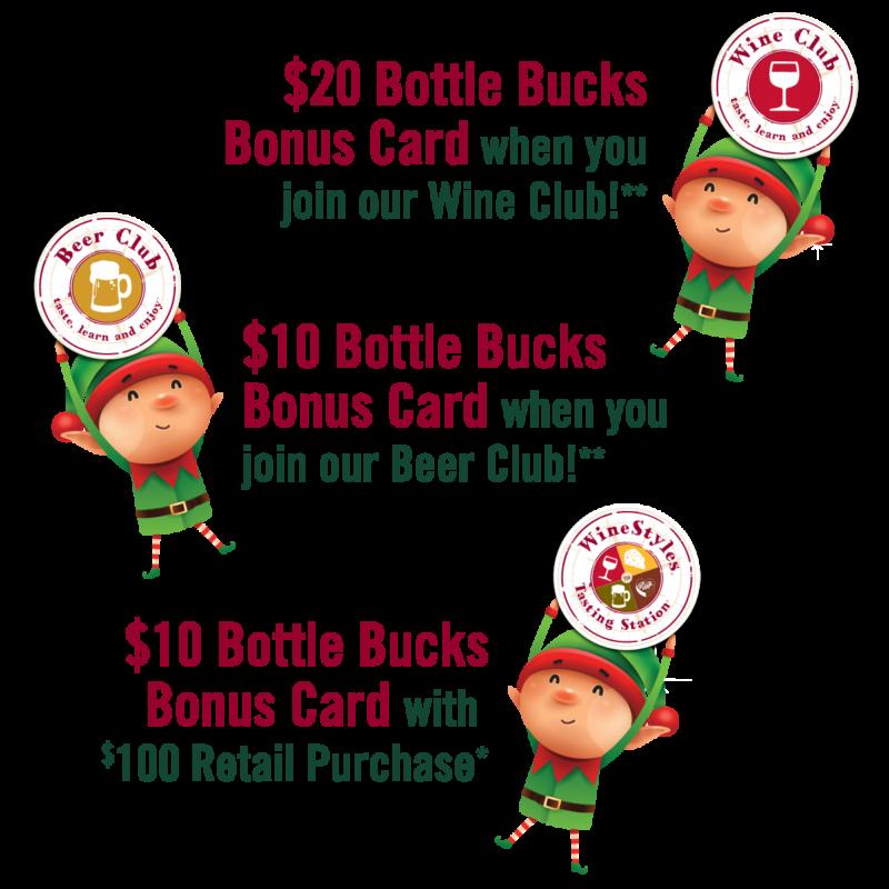 holiday bonus cards elves