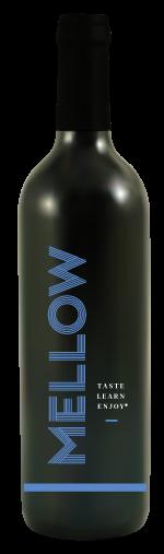 Mellow wine style bottle